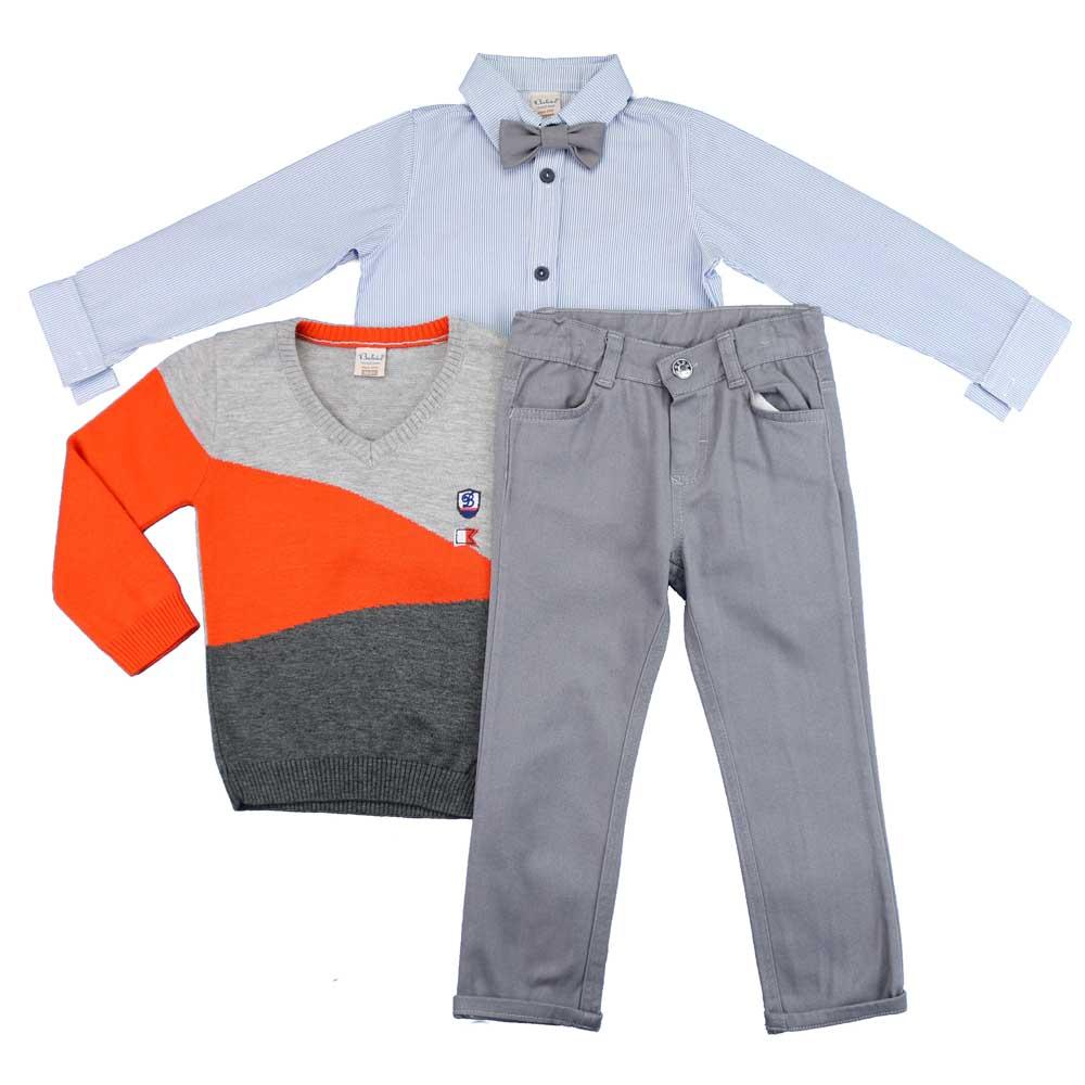 9ced999220c Комплект Bebus 8302 (кофта+рубашка+бабочка+брюки) купить в ...